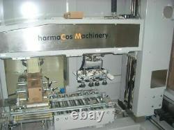 Refurbished Cermex Palletizer Model P741, One Year Warranty On Parts