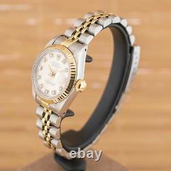 Rolex Datejust Lady Diamond with One Year Warranty (WI1)