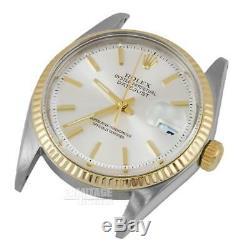 Rolex Datejust Mens Watch 1601 One Year Warranty