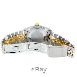 Rolex Datejust Mens Watch 16013 One Year Warranty