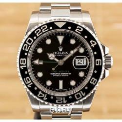 Rolex GMT Master II With Box and One Year Warranty from 2017