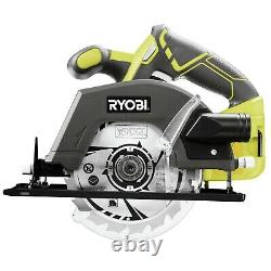 Ryobi ONE+ 18V 150mm Cordless Circular saw R18CSP-0 Bare 3 year warranty inc