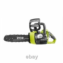 Ryobi One+ 18V Brushless Chainsaw Skin Only 6 year warranty Japan Brand