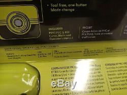 Ryobi One 18v PVC & PEX Cutter NIB (Hard to Find) 3 year Warranty P593