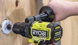 Ryobi PBLCK02K BRUSHLESS ONE HP 18V 2 TOOL COMBO KIT -3 year warranty