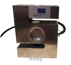S Type load cell, 5t capacity One year Warranty