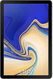 Samsung Galaxy Tab S4 SM-T837 64GB, Wi-Fi + 4G, 10.5 Black ONE YEAR WARRANTY