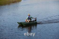 Sea Eagle 285fpb One Man Inflatable Fishing Boat FREE S&H, 3 YEAR WARRANTY