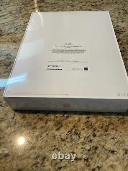 Sealed Apple iPad Pro 4th Gen. 256GB, Wi-Fi, 12.9 in Silver ONE YEAR WARRANTY