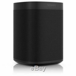 Sonos One Gen 2 Black Brand New 2 Year Uk Warranty