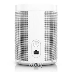 Sonos One Gen 2 White Twin Pack 7 Year Warranty Smart Speaker