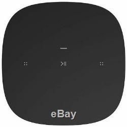 Sonos One Sl Multi-room Wi-fi Speaker Black Uk Model With 2 Year Warranty