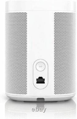 Sonos One Sl Speaker White Uk Model 2 Year Guarantee