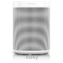 Sonos One in White (Gen2) Amazon Alexa Built In 7 Year Warranty Smart Speaker