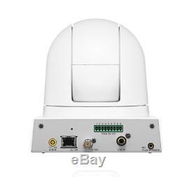 Sony SRG-300SE/W 1080p PTZ Camera. Comes with one year Sony Warranty