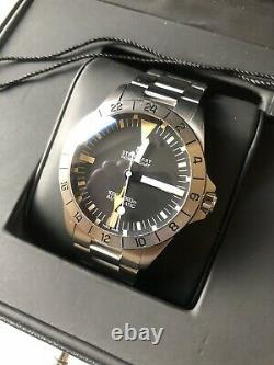 Steinhart Ocean One vintage, 39mm GMT fabulous 1655 homage with 5 year guarantee