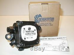 Suntec A2RA7736 ONE YEAR WARRANTY Waste Oil Burner Pump, Reznor Clean Burn Omni