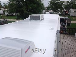 Superior RV One Part Liquid Rubber Roofing EPDM TPO 5 Gallons 15 Year Guarantee