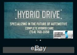Toyota Prius Hybrid Battery 2010-2015 One Year Warranty