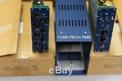 Tube Tech RM2 PM1A EM1A Package. Full One Year Warranty