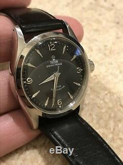 Tudor Oyster Prince 7909 Auto Small rose Just Serviced One Year Warranty