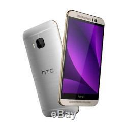 Unlocked (sim) 5 HTC ONE (M9) GSM 3G/4G LTE 32GB 20.0MP 1 year warranty Grey