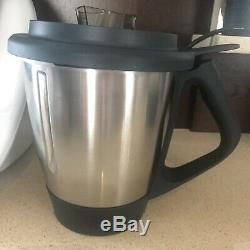 VGUC Thermomix TM5 With Extra Mixing Bow Cook-Key And One Year Warranty Kitchen
