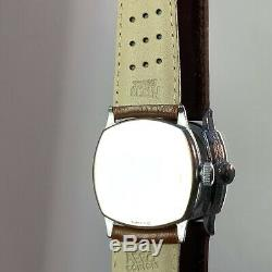 Vintage 1920s Gent's Elgin American Size5.0 15 Jewels Serviced One Year Warranty