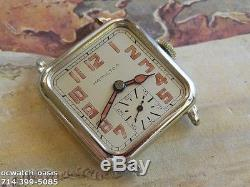 Vintage 1928 HAMILTON HASTINGS, Stunning Dial, Serviced, One Year warranty