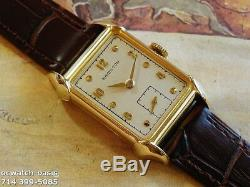 Vintage 1948 HAMILTON Milton, Stunning Silver Dial, Serviced, One Year warranty