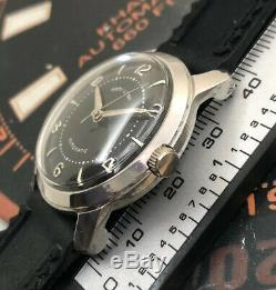 Vintage 1960s Mans Hamilton Automatic Fully Serviced With One Year WARRANTY