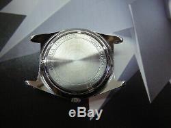 Vintage 1968 Men's Bulova, Fancy SS Case 17 Jewels USA Made One Year Warranty