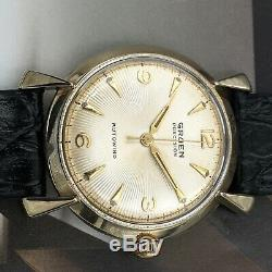 Vintage Gruen, Original Sun-ray Dial, 17 Jewels, Serviced, One Year Warranty