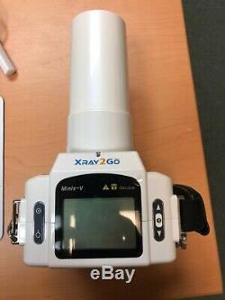 Xray2Go Mini, One Year Warranty