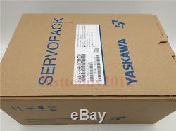 YASKAWA 750W Servo Drive Sigma 7 200V One Year Warranty NEW SGD7S-5R5A00A